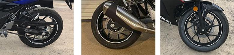 Suzuki 2020 GSX250R ABS Sports Bike Specs