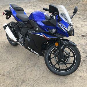 Suzuki 2020 GSX250R ABS Sports Bike