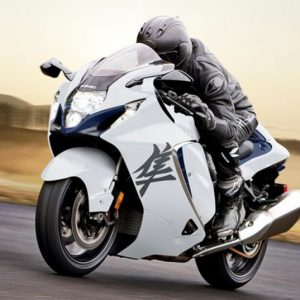Top Ten Things about Suzuki Hayabusa that You May Not Know