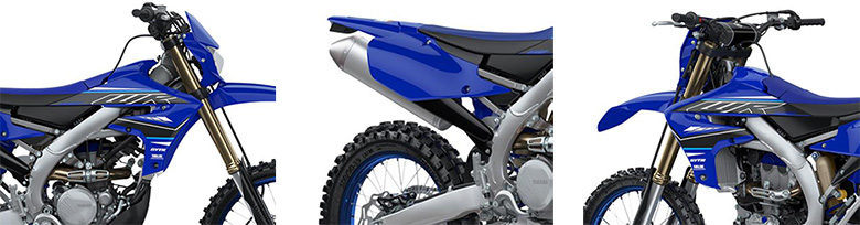 WR250F 2021 Yamaha Dirt Motorcycle Specs