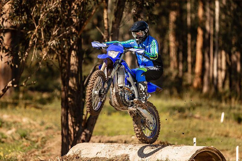 WR250F 2021 Yamaha Dirt Motorcycle