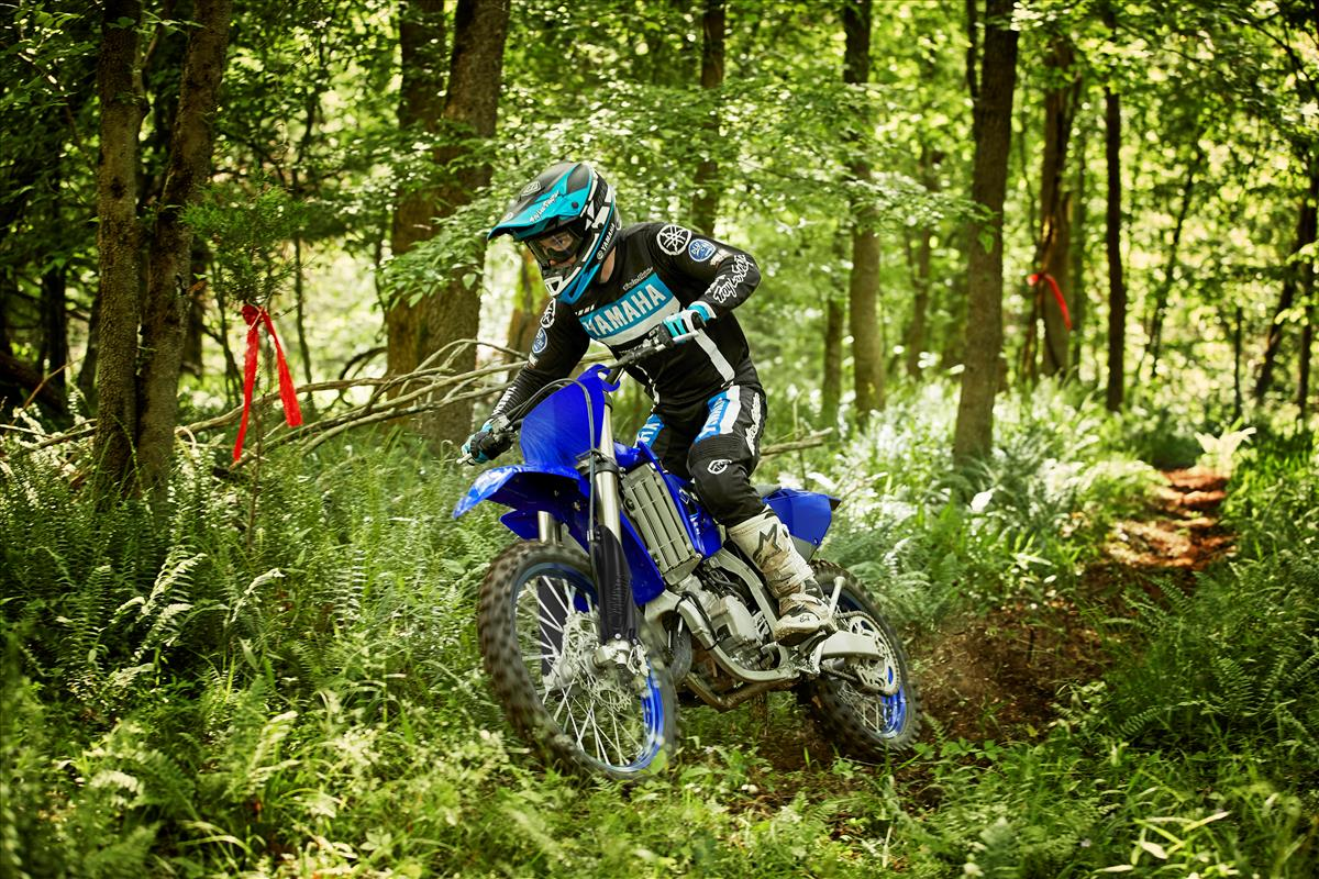 YZ125X 2021 Yamaha Dirt Bike