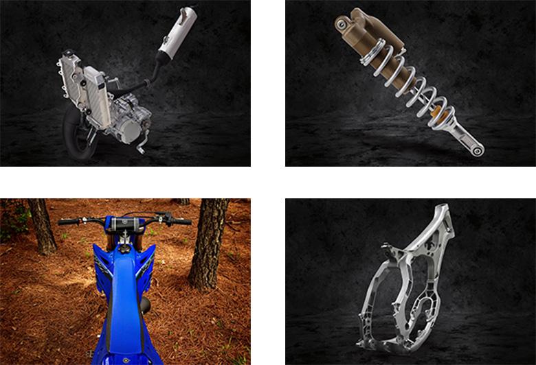 YZ125X 2021 Yamaha Dirt Bike Specs