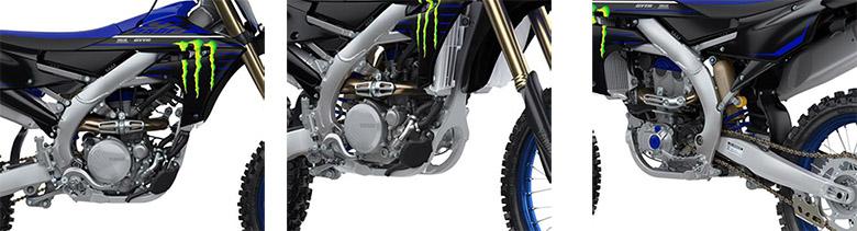 YZ250F 2021 Yamaha Monster Energy Yamaha Racing Edition Specs
