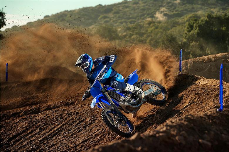 YZ450F 2021 Yamaha Powerful Dirt Motorcycle