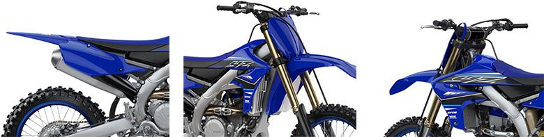YZ450F 2021 Yamaha Powerful Dirt Motorcycle Specs
