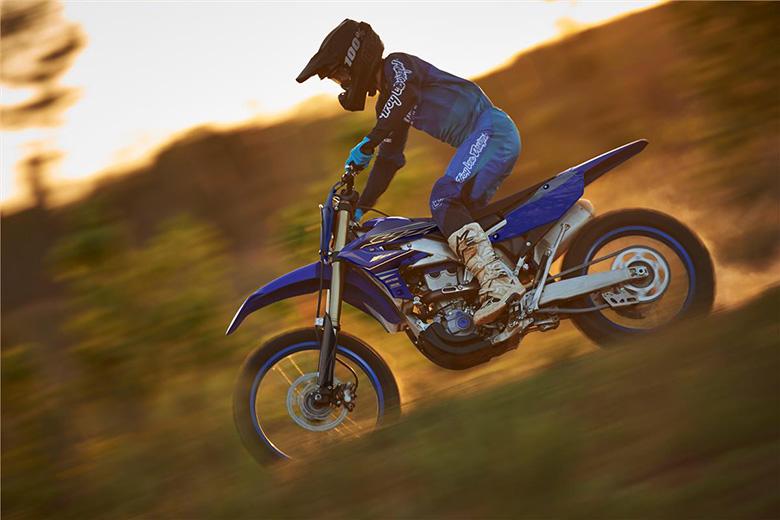 YZ450FX Yamaha 2021 Powerful Off-Road Bike