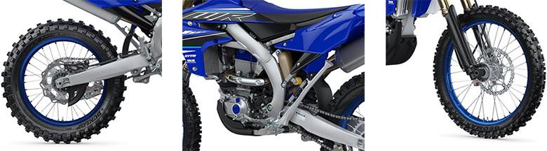 Yamaha 2021 WR450F Off-Road Bike Specs