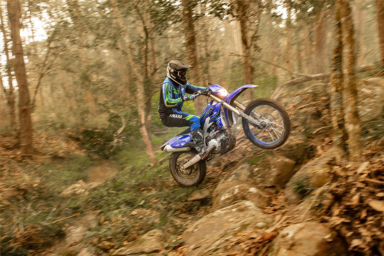 Yamaha 2021 WR450F Off-Road Bike