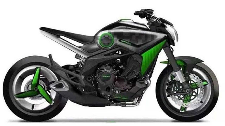 Zontes to launch a Triple-Cylinder Naked Motorcycle