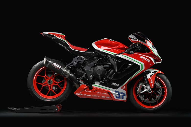 2019 MV Agusta F3 675 RC Sports Motorcycle