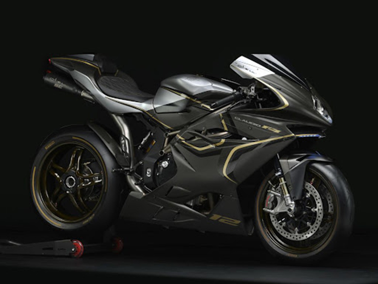 2019 MV Agusta F4 1000 Sports Motorcycle