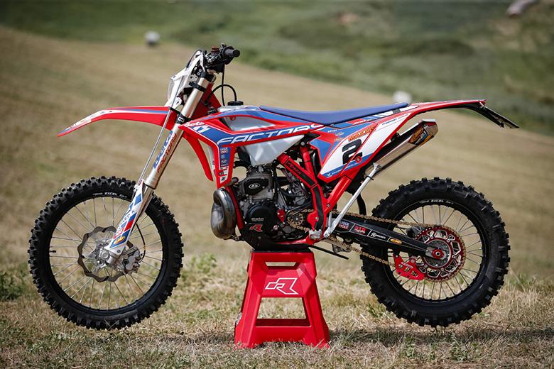 2020 Beta RR 2T 300 Dirt Bike