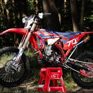 2020 Beta RR 4T 350 Dirt Motorcycle
