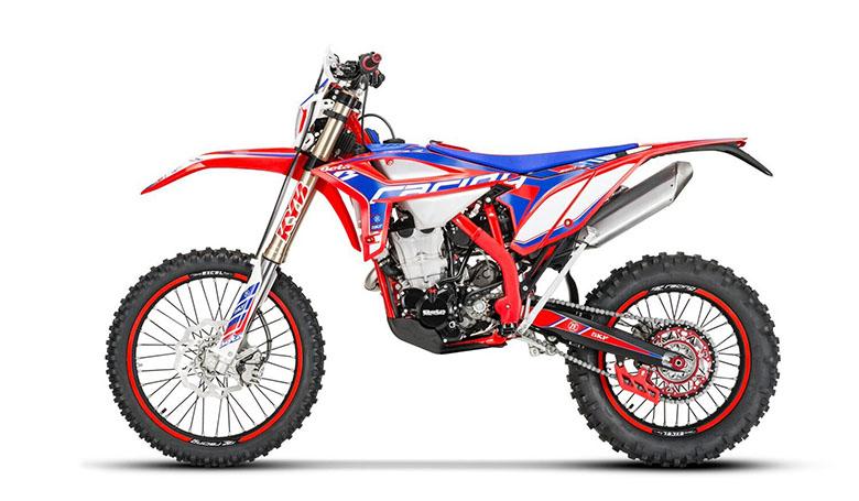 2020 Beta RR 4T 350 Racing Dirt Motorcycle Specs
