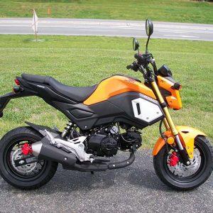 2020 Honda Grom MiniMoto