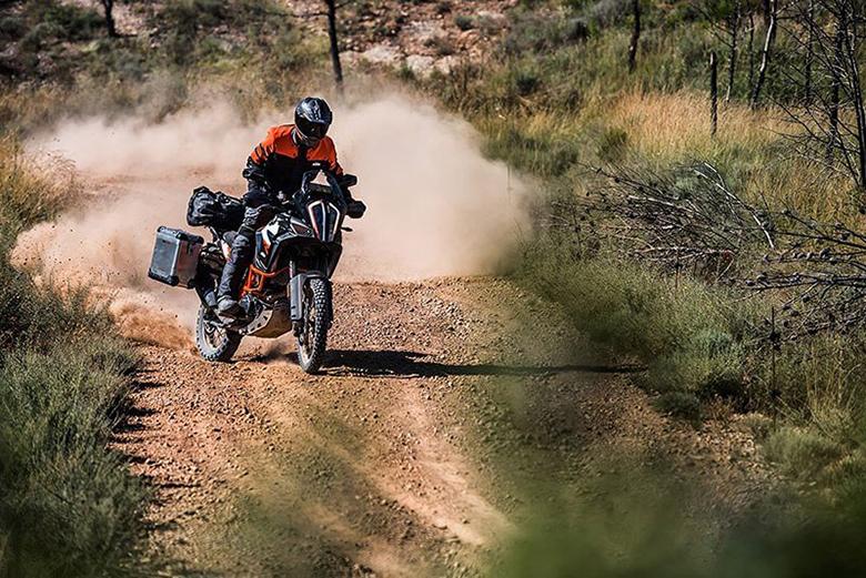 2020 KTM 1290 Super Adventure R Bike