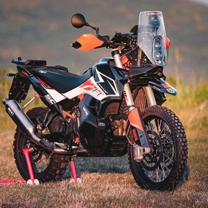 2020 KTM 790 Adventure R Rally Motorcycle