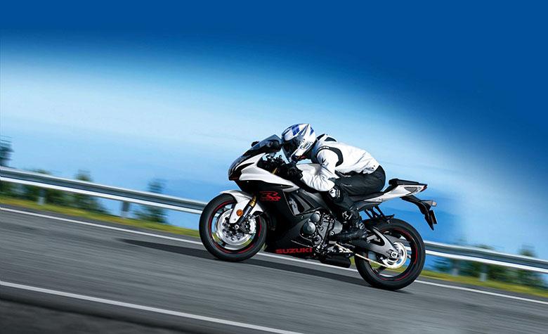 2020 Suzuki GSX-R750 Sports Motorcycle