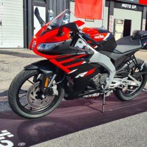 2021 Aprilia Tuono 125 Sports Motorcycle