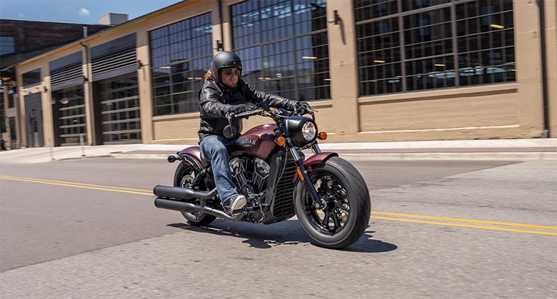 2021 Indian Scout Bobber Cruisers