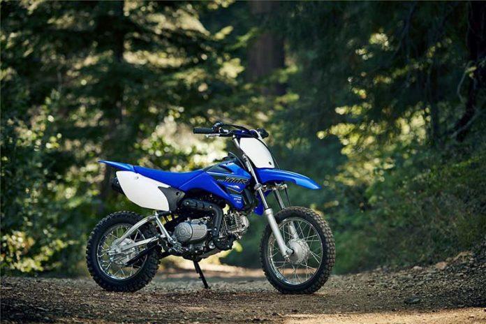 2021 TT-R110E Yamaha Trail Dirt Bike