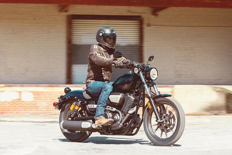 2021 Yamaha Bolt R-Spec Naked Motorcycle