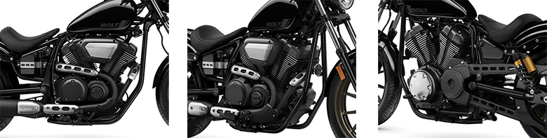 2021 Yamaha Bolt R-Spec Naked Motorcycle Specs