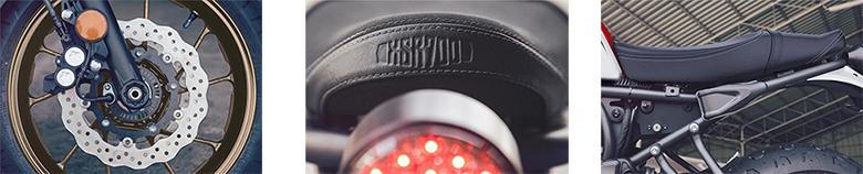 2021 Yamaha XSR700 Sports Heritage Bike Specs