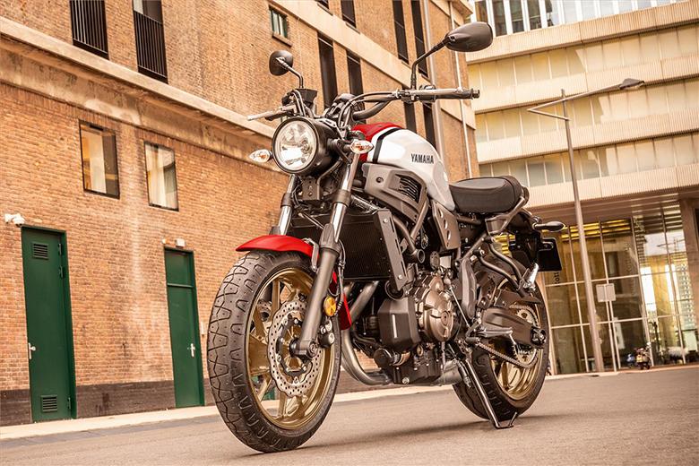 2021 Yamaha XSR700 Sports Heritage Bike