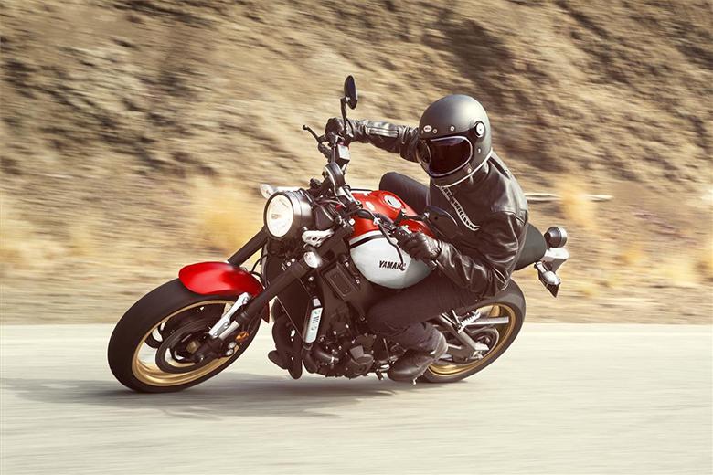 2021 Yamaha XSR900 Sports Heritage Motorcycle