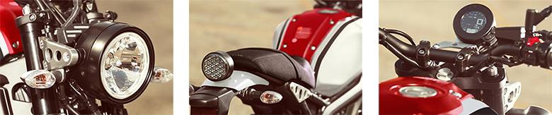 2021 Yamaha XSR900 Sports Heritage Motorcycle Specs