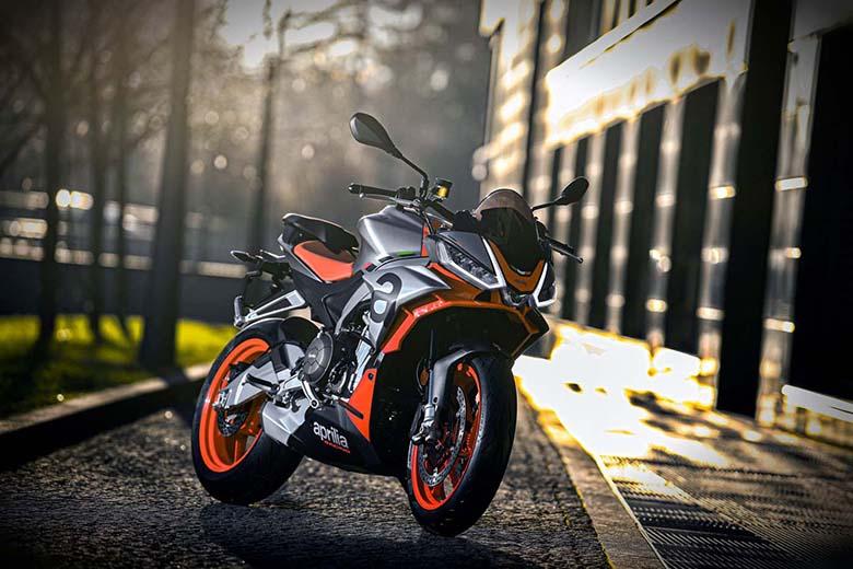 Aprilia 2021 Tuono 660 Sports Motorcycle