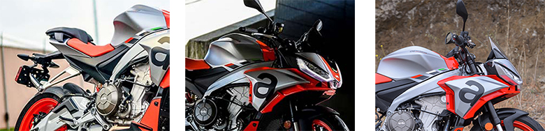 Aprilia 2021 Tuono 660 Sports Motorcycle Specs