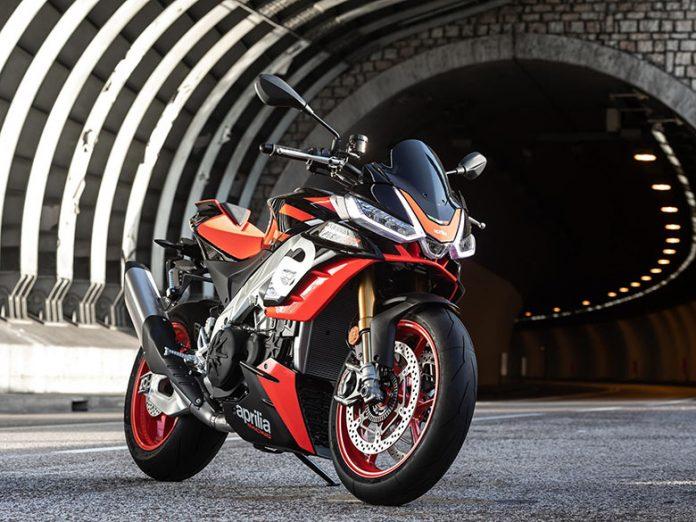 Aprilia 2021 Tuono V4 Factory Sports Bike