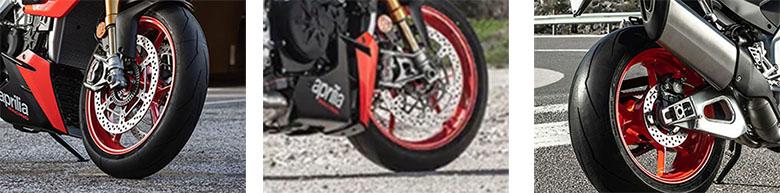 Aprilia 2021 Tuono V4 Factory Sports Bike Specs