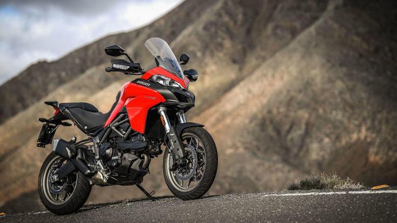 Ducati 2019 Multistrada 950 Motorcycle