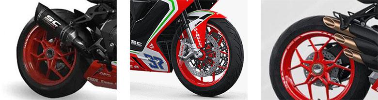 F3 800 RC 2019 MV Agusta Powerful Sports Motorcycle Specs