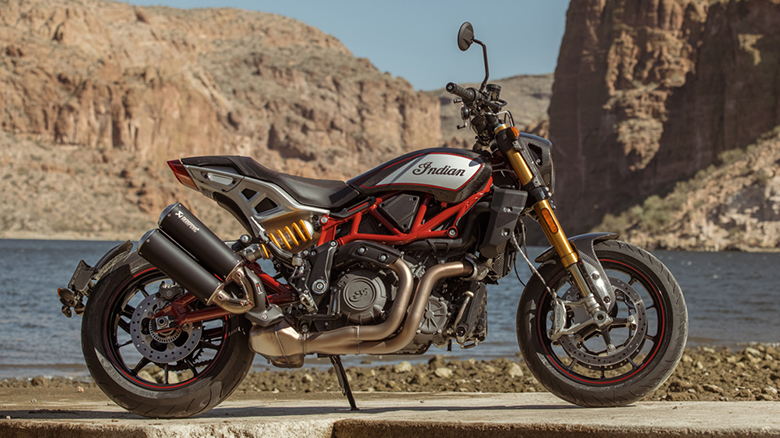 FTR R Carbon 2021 Indian Motorcycle