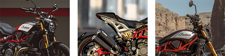 FTR R Carbon 2021 Indian Motorcycle Specs