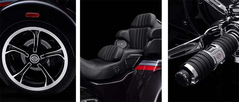 Harley-Davidson 2020 CVO Tri Glide Specs