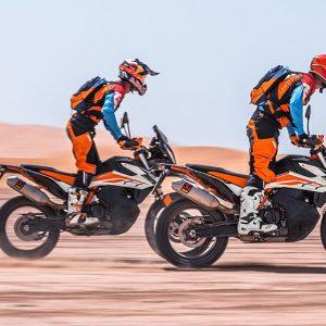 KTM 2020 790 Adventure Motorcycle