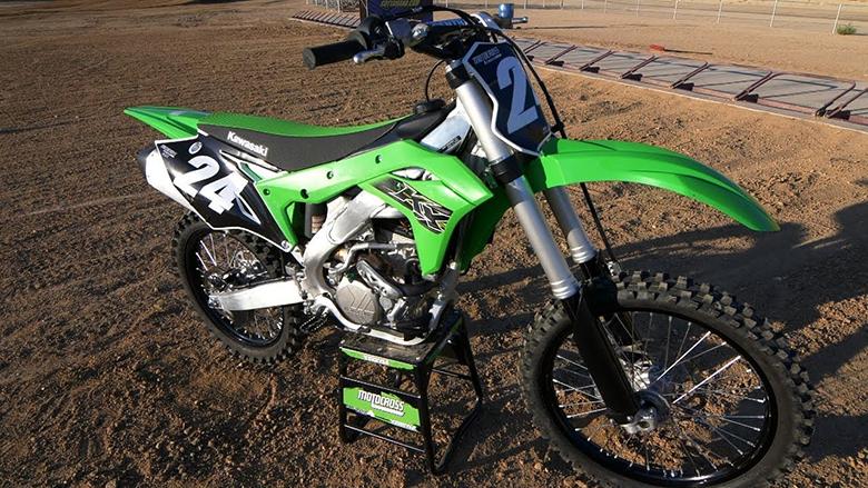 Kawasaki 2019 KX250 Dirt Bike