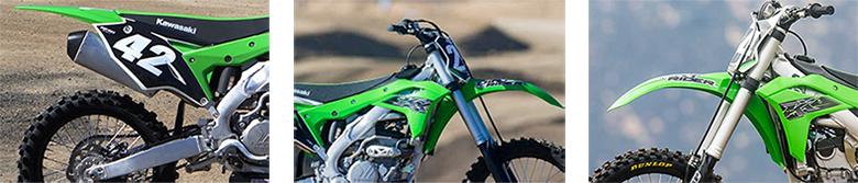 Kawasaki 2019 KX250 Dirt Bike Specs