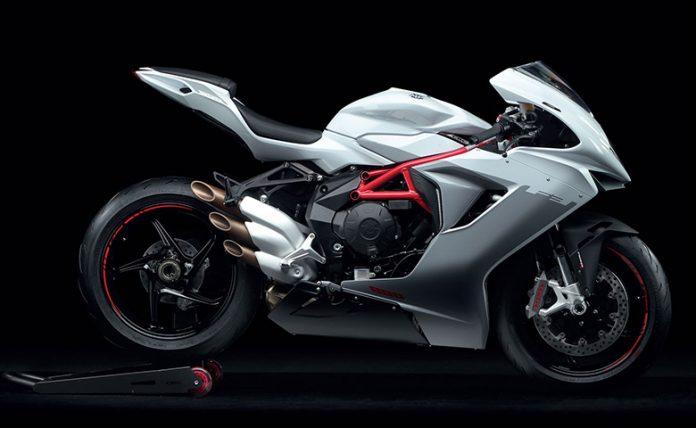 MV Agusta 2019 F3 800 Sports Motorcycle