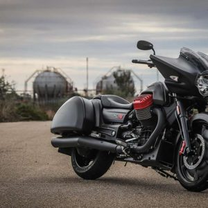Moto Guzzi 2020 MGX-21 Custom Motorcycle