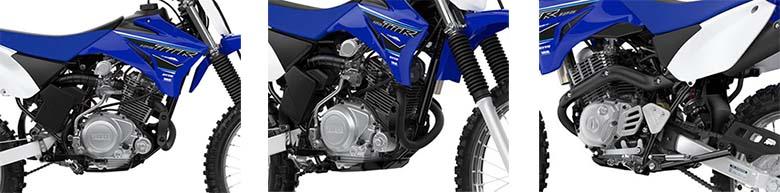 TT-R125LE Yamaha 2021 Trail Dirt Bike Specs