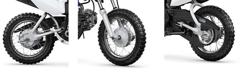 TT-R50E 2021 Yamaha Trail Off-Road Motorcycle Specs