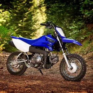 TT-R50E 2021 Yamaha Trail Off-Road Motorcycle