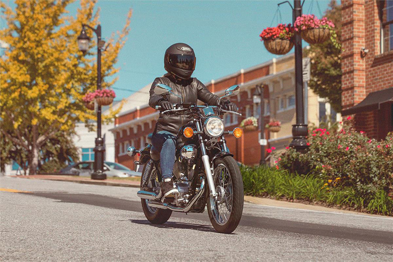 Yamaha 2021 V Star 250 Sports Heritage Motorcycle